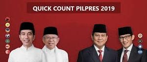 quick count pilpres 2019